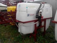 Обприскувач для захисту рослин ОП-1000 л штанга 14 м