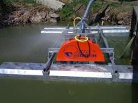 Фильтр самопромывной плавающий Dy-250 с обратными клапанами