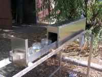 Установка стерилизации банок УФ излучением ОБП21.0436