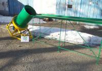 Соломорезка, измельчитель кукурузы, очерета (600 кг/час)