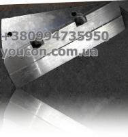 Накладки на рубильные машины МР2-20, МРНП-10,-30, МРГ-10,-30, МР-10