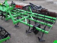 Культиватор 3,2 м з катком фірми Bomet (PL) стрілчасті лапи