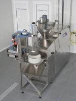 Агрегат термомеханической обработки сырной массы, чеддеризатор Лакта-Сервис