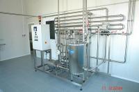 Пастеризационная установка для молока, 1000 л/ч