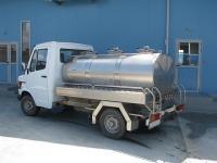 Молоковоз 30 м3, нержавеющая сталь AISI304