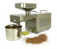 Маслопресс электрический Akita jp AKJP - 400 шнековый мини пресс для отжима масла