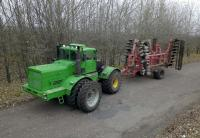 Трактор К-701 с двигателем Даф 430 л.с.