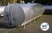 Танк охладитель молока б/у Mueller 12 000 закрытого типа, 12000 л