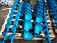 Ремонт и изготовление шнеков Claas, Case, John Deere , New Holland