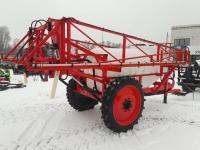 Тракторный прицепной опрыскиватель ОСШ 2000 л, кол.R42, штанга 18 м