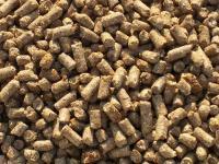 Комбикорм: отруби овсяно-ячменные гранулированные