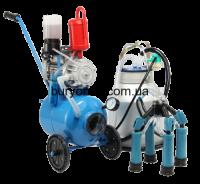 Доильный аппарат Буренка-1 Масляный Стандарт