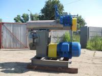 Гранулятор ОГМ 0,8 производительностью 400-600 кг/час