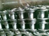 Цепь приводная роликовая двухрядная 2ПР 12,7