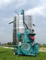 Мобильные и стационарные зерносушилки
