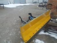 Снегоуборочный отвал к автомобилю ЗИЛ