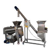 Полуавтоматическая линия для производства сока из граната 1000 кг/час