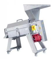 Протирочная машина для вишен, черешен, слив, абрикос, яблок 1000 кг/час