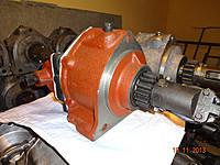 Ремонт редуктора пускового двигателя