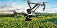 Аэрофотосьемка профессиональными дронами