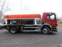 Цистерны для перевозки сжиженого газа