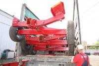 Тележка (усиленная) ВТЖ для транспортировки жаток захватом до 12 м