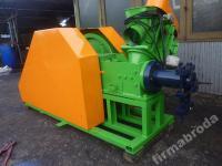 Пресс для брикетирования ударно механический 250-300 кг/час