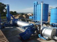 Сушилка барабанная АВМ 1,5 производительностью до 2000 кг/час
