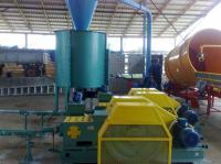 Пресс для производства топливных брикетов Wektor BT60