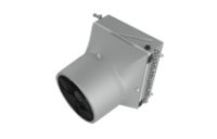 Водяной воздухонагреватель LEO AGRO SP для курятников