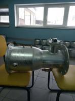 Химический клапан для ирригационных систем Dy-200
