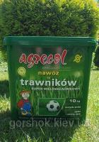 Удобрение быстрый ковровый эффект Agrecol для газонов, 5 кг