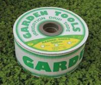 Щелевая капельная лента GARDEN TOOLS 6 mils 1 л/час, Бухта 300 м Шаг 10 см
