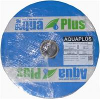 Капельная лента AquaPlus Акваплюс 8 mil 1 л/ч шаг 30 см Бухта 300 м