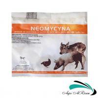 Неомицин 20 %, водорастворимый порошок, 1 кг (Польша)