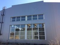 Утепление промышленный зданий и сооружений