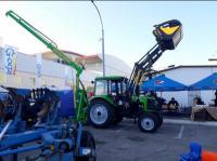 Трактор Кий 14102 2020 г.в. с погрузочным оборудованием