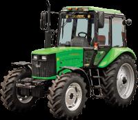 Трактор Кий 14102 2021 г.в. с передним мостом балочного типа, мощностью 105 л.с.