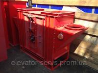 ООО Элеватор Сервис производит нории любой производительности от 5 до 100 т/час