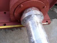 Футеровка (обрезинивание) приводных барабанов