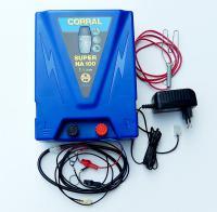 Генератор электропастуха Corral NA 100 DUO (сеть 220В или аккумулятор 12В)