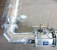 Регулирующий клапан для трубопроводов Dy-200