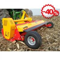 Подрібнювач рослинних решток кукурудзи, гілок в садах та виноградної лози ПРР-280
