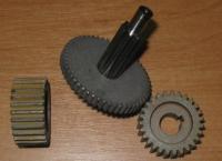 Шестерня для двигателей-редукторов мешалок холодильных установок R245 M2B