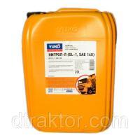 Минеральное трансмиссионное масло Yuko Нигрол-Л (GL-1, SAE 140) канистра 20 л
