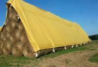 Агроволокно для укрытия сена и сломы