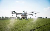 Услуги опрыскивание дроном, дельтапланом, авиахимобработка