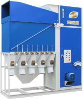 Аэродинамический зерновой сепаратор САД-30 (очистка и калибровка зерна)