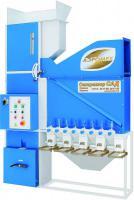 Веялка зерновая сепаратор САД-4 (воздушная очистка зерна)