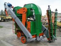 Зерноочистительная машина ОВС-25 (очиститель вороха самопередвижной )